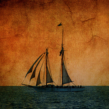 Nautical-Boats-Ships-Waves Collection