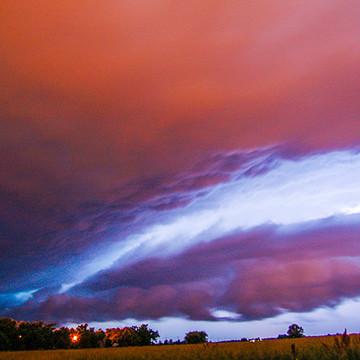 Nebraska Storms 2009 Collection