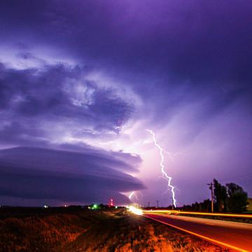 Nebraska Storms 2013 Collection