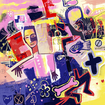 Neo-Expressionism Collection
