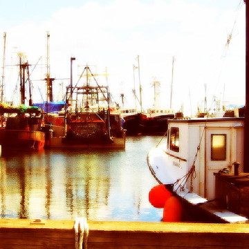 New Bedford and  Fishing Boats Collection