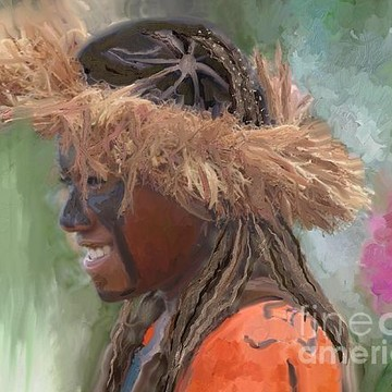 New Caledonia -Ile des Pins - Hand Photopainting Collection