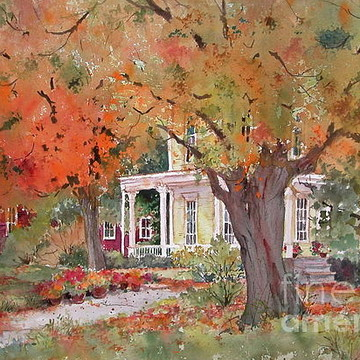 New England Autumn Collection