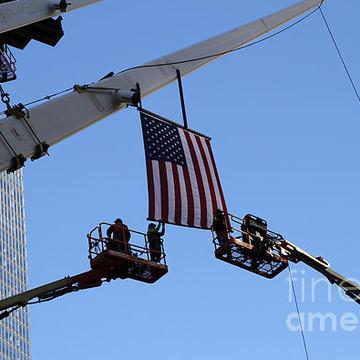 New Ground Zero World Trade Center Construction. Collection
