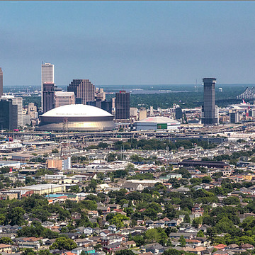New Orleans by Helicopter Collection
