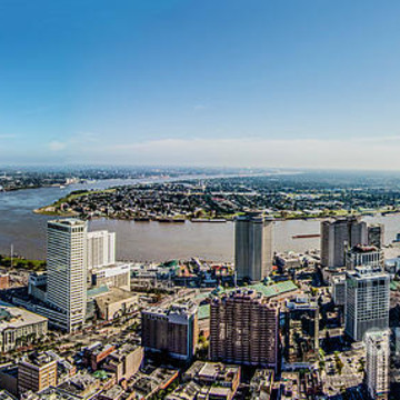 New Orleans--Mississippi River Collection