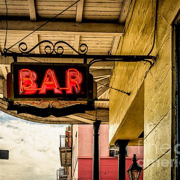 New Orleans Restaurants Bars and Jazz Collection
