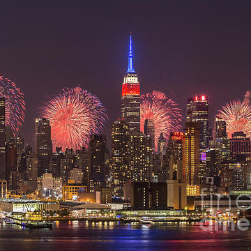 New York City Fireworks Collection