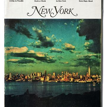 New York Magazine 50th Anniversary Collection