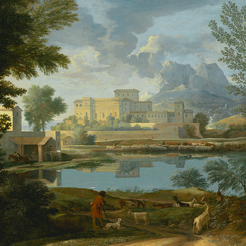 Nicolas Poussin Collection