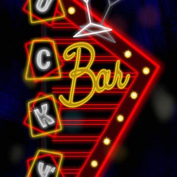Nightclub Bar Signs Collection