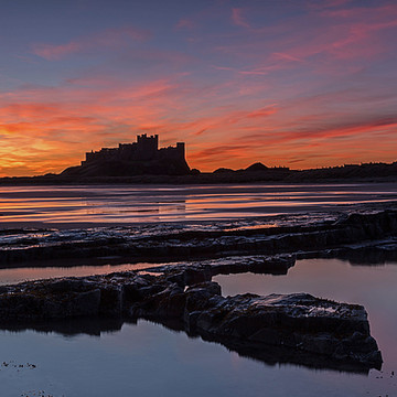 Northumbrian Castles and Coast Collection
