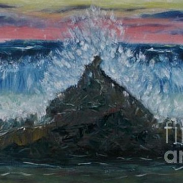 Ocean - Oil Painting Collection
