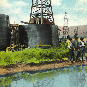 Oil & petroleum industry Collection