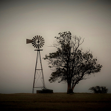 Oklahoma Country Scenes Collection