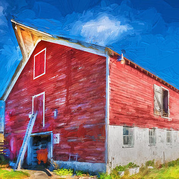 Old Barns Buildings and assorted structures Collection