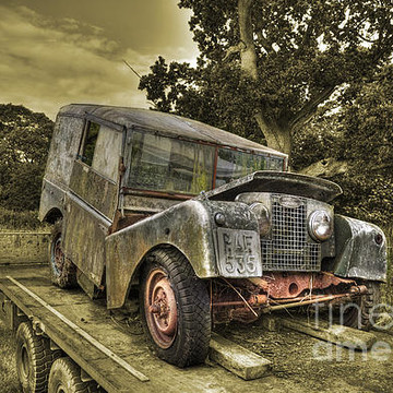 Old Cars Lorries Bikes and Buses Collection