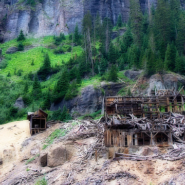 Old Mines and Ghost Towns Collection