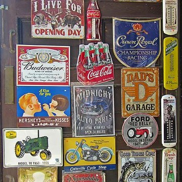 Old Signs Collection