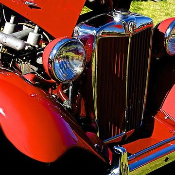 OLD-TIMERS - old cars and trucks Collection