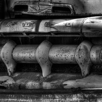 Old Trucks and Cars Collection