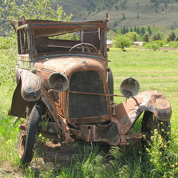Old Vehicles Collection