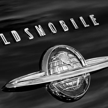 OLDSMOBILE - bw - sepia - antique color - antique bw Collection
