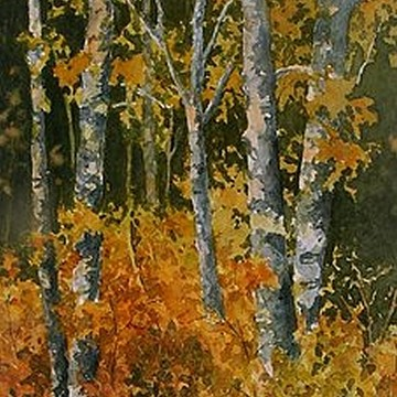 Original landscape paintings in oils & watercolors by Lynne Wright Collection