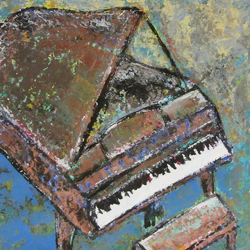 Original Music Themed Art for sale Collection