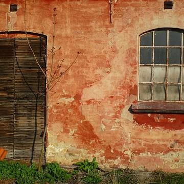 Outdoor environments..Exterior....Windows Doors Etc Collection