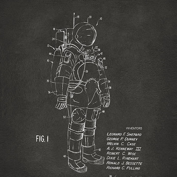 Outer Space Patents and Artwork Collection