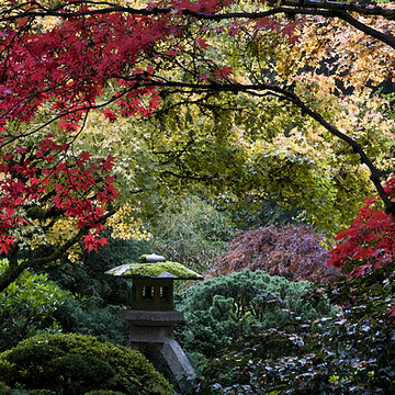 Pacific Northwest-Japanese Gardens Collection