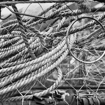 Pacific Northwest Maritime - Black and white gallery Collection