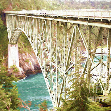 Pacific Northwest Photography & Photographic Digital Art Collection