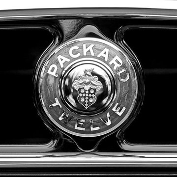 PACKARD - bw - sepia - antique color - antique bw Collection