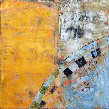 Painting - Square Collection