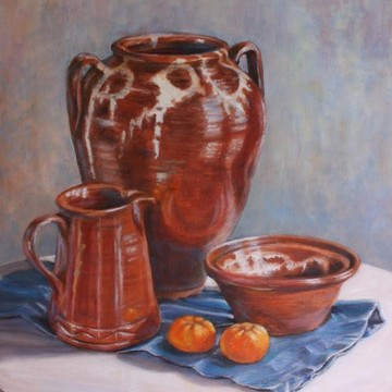 Paintings - oils Collection