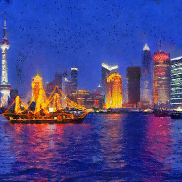 Paintings of China Collection