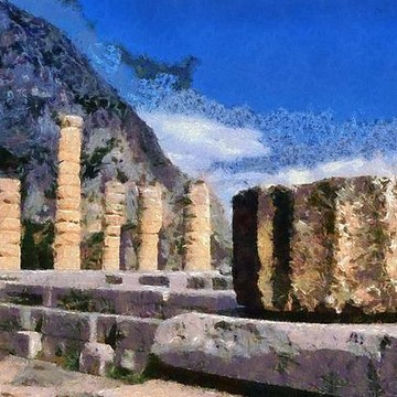 Paintings of Delphi Collection