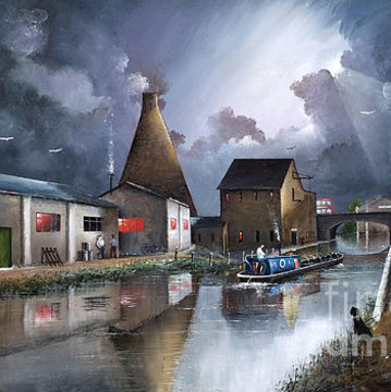 Paintings Of The Black Country - England - UK Collection