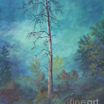 Paintings of Trees Collection