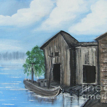 Paintings only Oil and Acrylic Collection