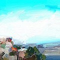 Panorama sized Paintings Collection