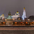 Panoramic views of Moscow City Collection