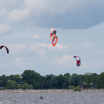 Parasailing on the Ottawa River Collection
