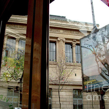 Paris Cafe Views Collection