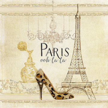 Paris Inspired Collection