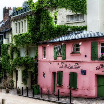 Paris - Montmartre by GCF Photography Collection