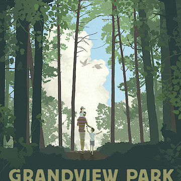 Parks - Travel Posters