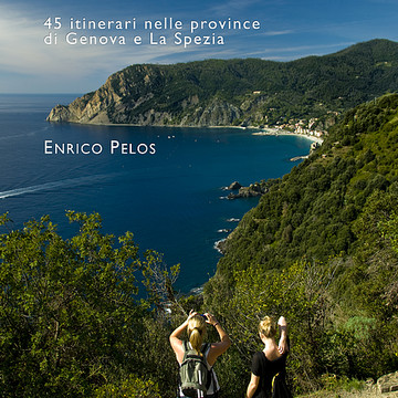 PASSEGGIATE A LEVANTE Eastern Liguria hike trek Collection